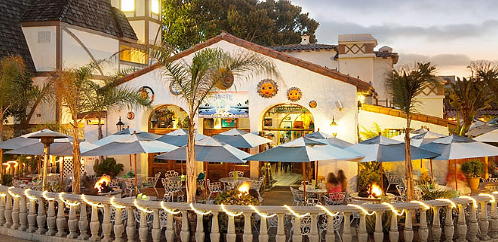 Carlsbad Inn Beach Resort Norte Restaurant